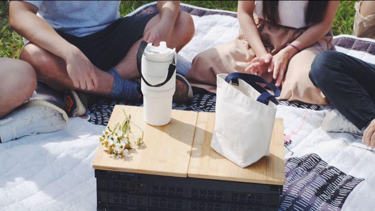 轉轉杯野餐