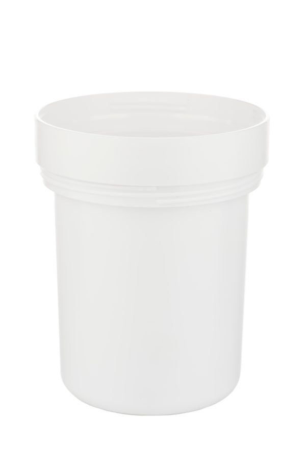 bottom cup white